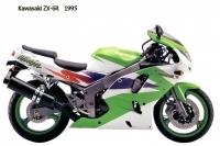 Kawasaki ZX 6R - 1995