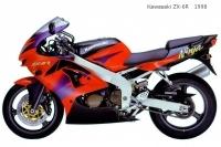 Kawasaki ZX 6R - 1998