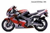 Kawasaki ZX 9R Ninja - 1994