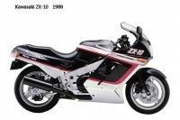 Kawasaki ZX10 - 1988
