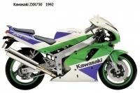 Kawasaki ZXR750 - 1992