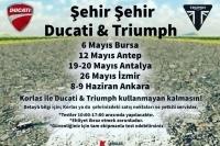 Şehir Şehir Ducati & Triumph