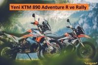 Yeni KTM 890 Adventure R ve Adventure R Rally