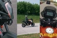KTM'den Adaptif Hız ve Kör Nokta Teknolojisi