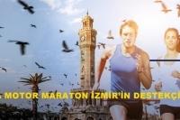 Yamaha Motor Maraton İzmir'in Destekçisi Oldu