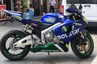 FULL ORJİNAL GRENAJ 2006 MODEL 600RR