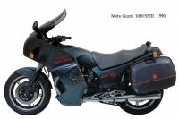 Moto Guzzi 1000 SPIII - 1990