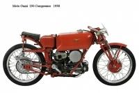 Moto Guzzi 250 Compressor - 1938