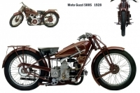 Moto Guzzi 500S - 1928