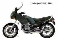 Moto Guzzi 750SP - 1994