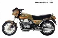 Moto Guzzi 850 T5 - 1985
