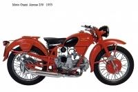 Moto Guzzi Airone 250 - 1953