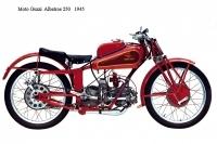 Moto Guzzi Albatros 250 - 1945