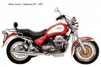 Moto Guzzi California EV - 1997