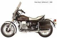 Moto Guzzi CaliforniaII - 1983