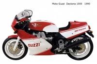 Moto Guzzi Daytona 1000 - 1990