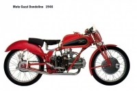 Moto Guzzi Dondolino - 1946