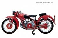 Moto Guzzi Falcone 500 - 1952
