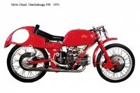 Moto Guzzi Gambalunga 500 - 1951