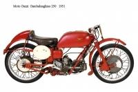 Moto Guzzi Gambalunghino 250 - 1951