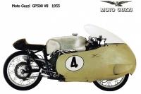 Moto Guzzi GP500 V8 - 1955