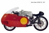 Moto Guzzi GP500 V8 - 1957