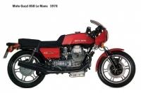 Moto Guzzi LeMans 850 - 1976
