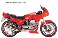 Moto Guzzi LeMans 1000 - 1984