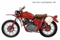 Moto Guzzi Lodola Regolarita - 1960