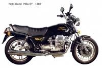 Moto Guzzi Mille GT - 1987