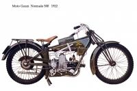 Moto Guzzi Normale 500 - 1922