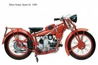 Moto Guzzi Sport14 - 1929
