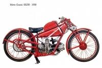 Moto Guzzi SS250 - 1930