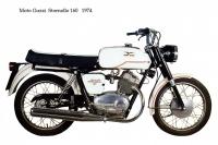 Moto Guzzi Stornello 160 - 1974