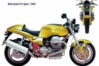 MotoGuzzi V11 Sport - 1999