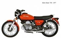 Moto Guzzi V50 - 1977