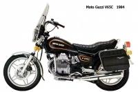 Moto Guzzi V65C - 1984