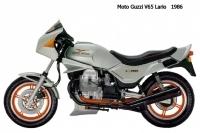Moto Guzzi V65 Lario - 1986