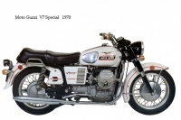 Moto Guzzi V7 Special - 1970