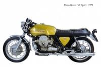 Moto Guzzi V7 Sport - 1972