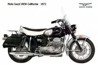 MotoGuzzi V850 California - 1972