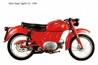 Moto Guzzi Zigolo 110 - 1960