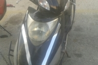 honda spacy 110