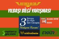 Motorcular 2019 Yılbaşı Bilgi Yarışması