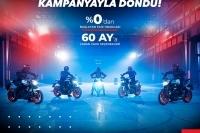 Yamaha MT Tour Kampanyası