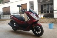 Kazasız Honda PCX 125, takas yoktur, pazarlık payı vardır.