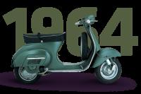 Vespa Militer  Prototip- 1964