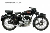 Royal Enfield Bullet350 - 1954