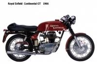 Royal Enfield Continental GT - 1966