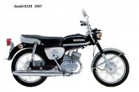 Suzuki B120 - 1967